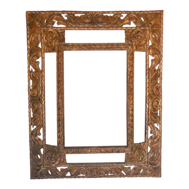 Pair of Large-Scale Mirrors For Sale