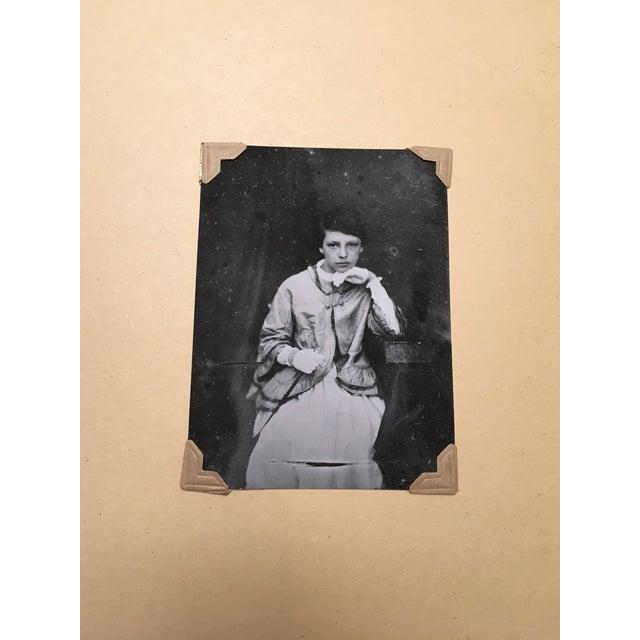 Vintage Framed Daguerreotype Prints - Set of 3 - Image 5 of 7