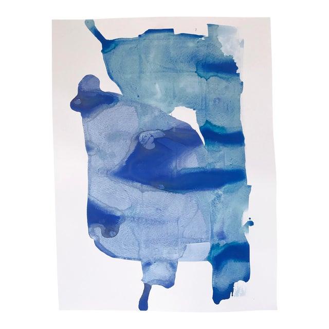 "Kate Roebuck ""Glacier"" Original Painting - Image 1 of 3"