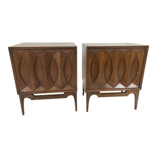 1960s Mid Century Modern Nightstands - a Pair For Sale