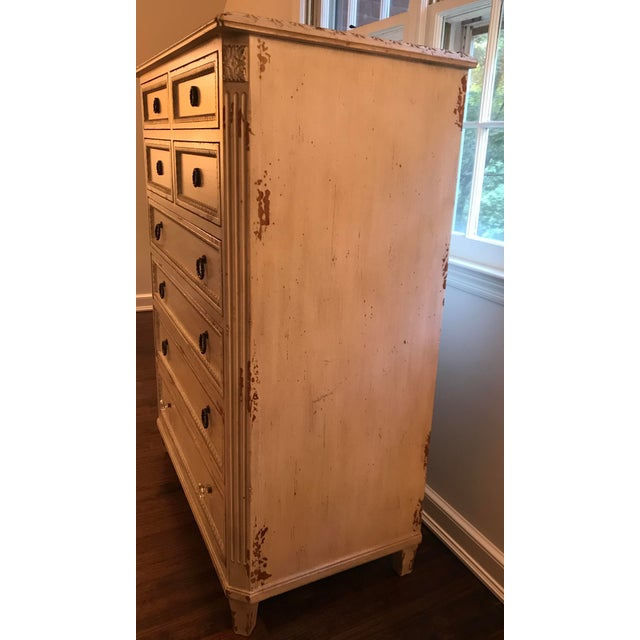 Lauren by Ralph Lauren Tall Dresser. In original condition with minor scuffs to top only noticeable at certain angle....