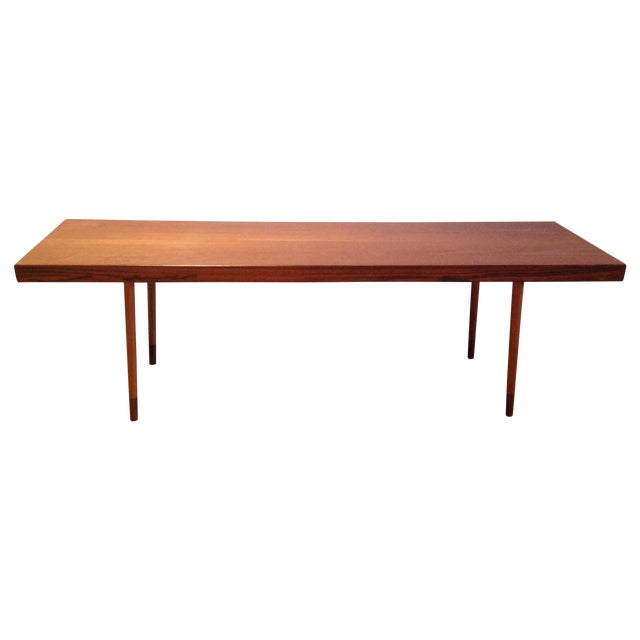 Danish Modern Coffee Table - Image 1 of 5