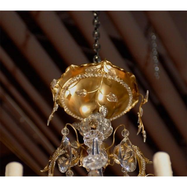 Jansen Antique Chandelier - Image 5 of 8