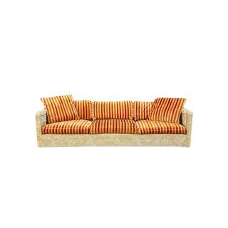 Tuxedo Sofa by Milo Baughman for Thayer Coggin For Sale