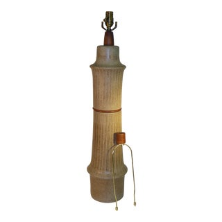 Tall Mid-Century Modern Martz Table Lamp for Marshall Studios For Sale