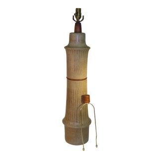 Tall Midcentury Modern Martz Table Lamp for Marshall Studios