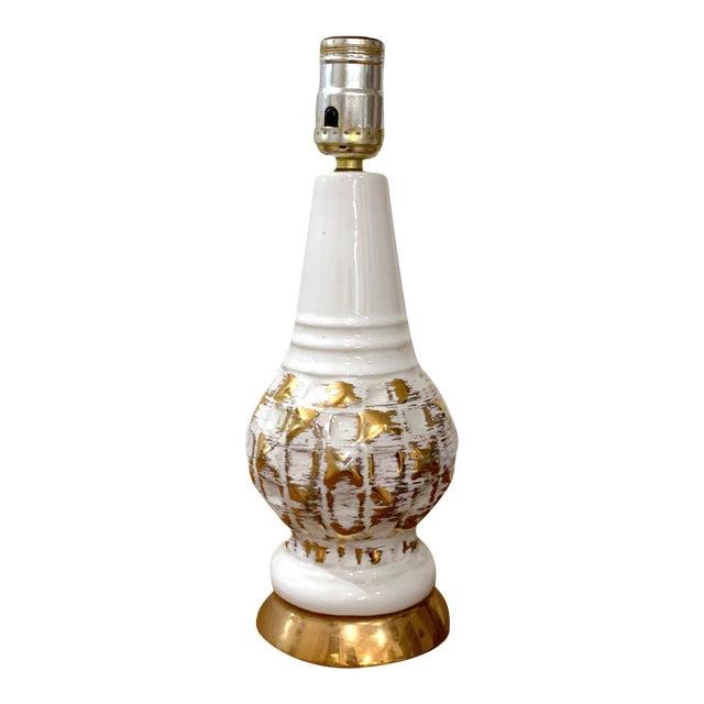 Vintage Hollywood Regency Midcentury Lamp For Sale