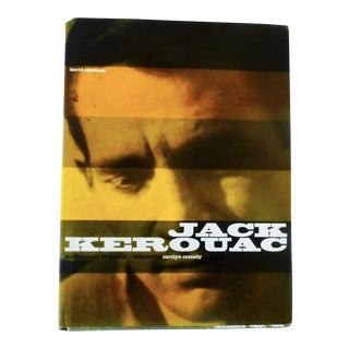 Vintage Jack Kerouac Coffee Table Book