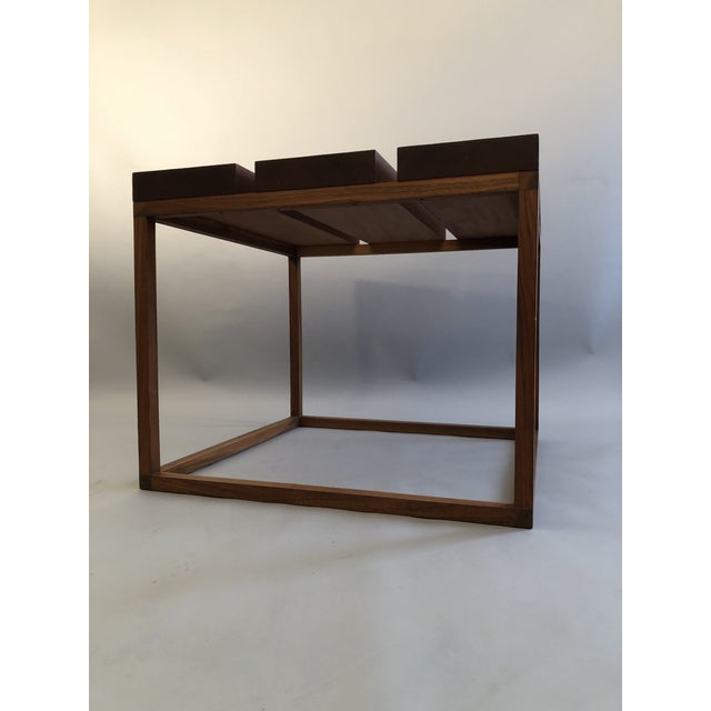 Robert Bristow 3 Block Table For Sale In New York - Image 6 of 9