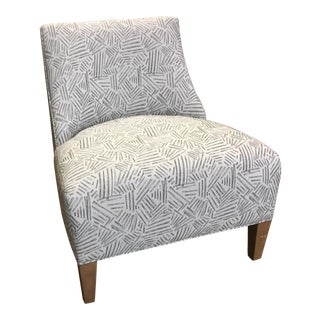 Mitchell Gold + Bob Williams Iris Armless Chair For Sale