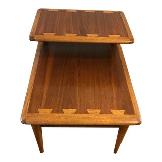 Mid-Century Lane Acclaim Step Side Table For Sale
