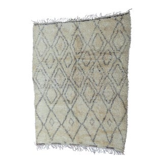 Beni Ourain Rug- 7′5″ × 9′5″ For Sale