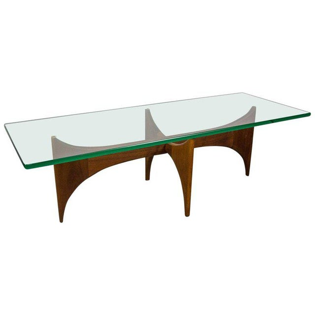 Wood Coffee Table Designed by Adrian Pearsall For Sale - Image 7 of 7