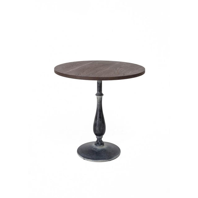 Sarreid Ltd. Cafe Bistro Table - Image 2 of 2