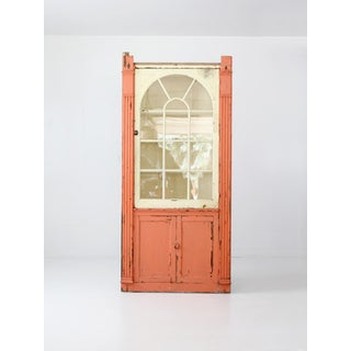 Antique Corner China Cabinet Preview