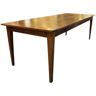 Country French Farm Dining Table