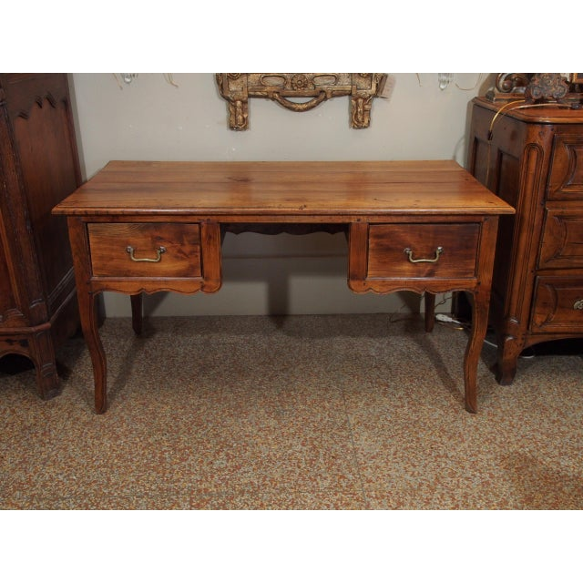 19th Century French Writing Desk For Sale - Image 9 of 9