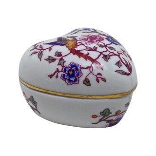 Hammersley Bone China Ring Box For Sale