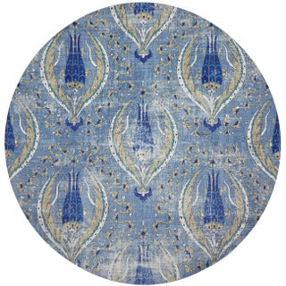 """Nicolette Mayer Byzantine Jewel Classic 16"""" Round Pebble Placemat, Set of 4 Preview"""
