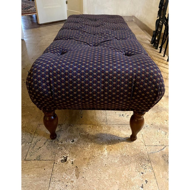 Lee Industries Late 20th Century Lee Industries Ottoman For Sale - Image 4 of 7