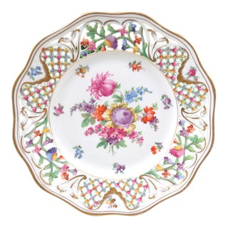 Schumann Bavaria Cabinet Plate, Plate #2 For Sale