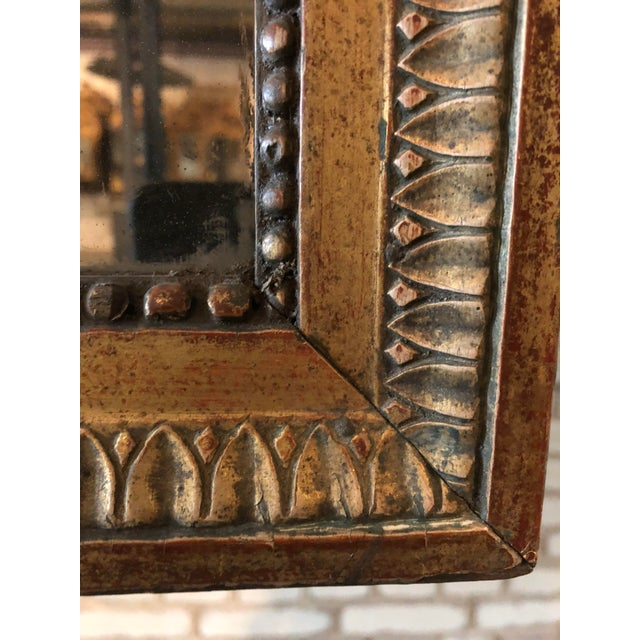 18th Century Pier Mirror For Sale - Image 4 of 8