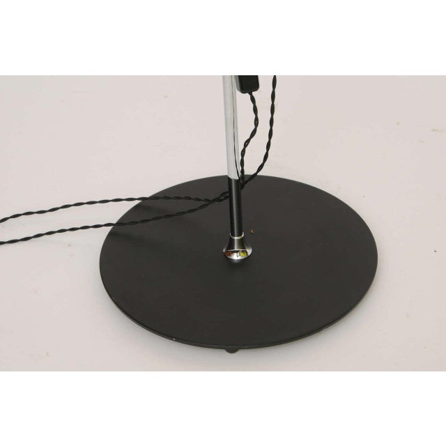 Double Articulating Arm Cone Floor Lamp - Image 8 of 8