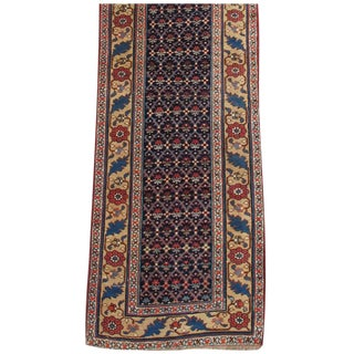 Bidjar Runner Rug - 3′3″ × 15′9″ For Sale