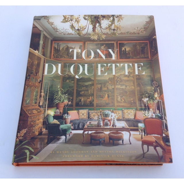 'Tony Duquette' Hardcover Coffee Table Book - Image 11 of 11