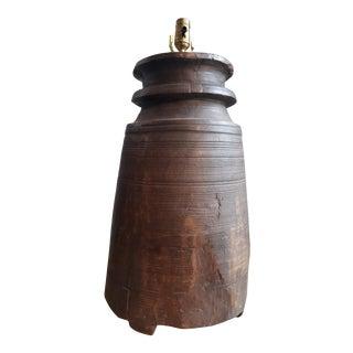 Medium Waterjar Table Lamp For Sale