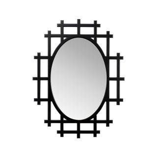Chelsea House Inc Black Organerie Mirror