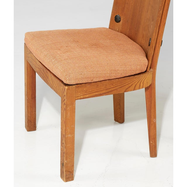 Mid-Century Modern 1930s Vintage Axel Einar Hjorth Lovo Chairs- a Pair For Sale - Image 3 of 5