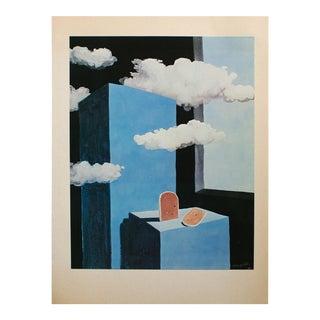 "1972 Rene Magritte, ""The Poetic World"" Original Photogravure For Sale"