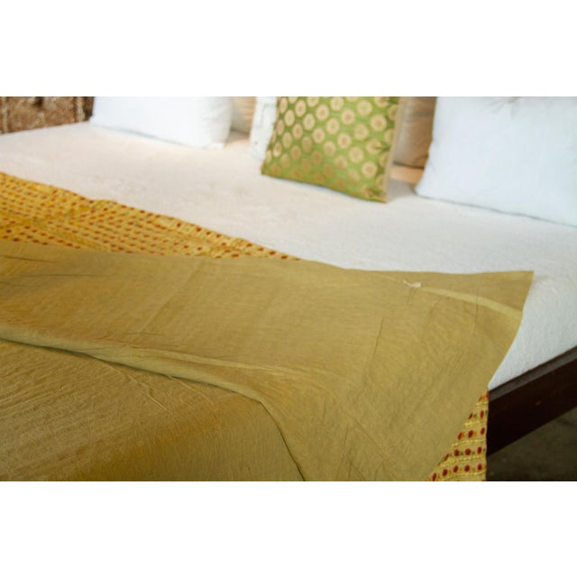 Vera Sheesha Coverlet For Sale In Los Angeles - Image 6 of 8