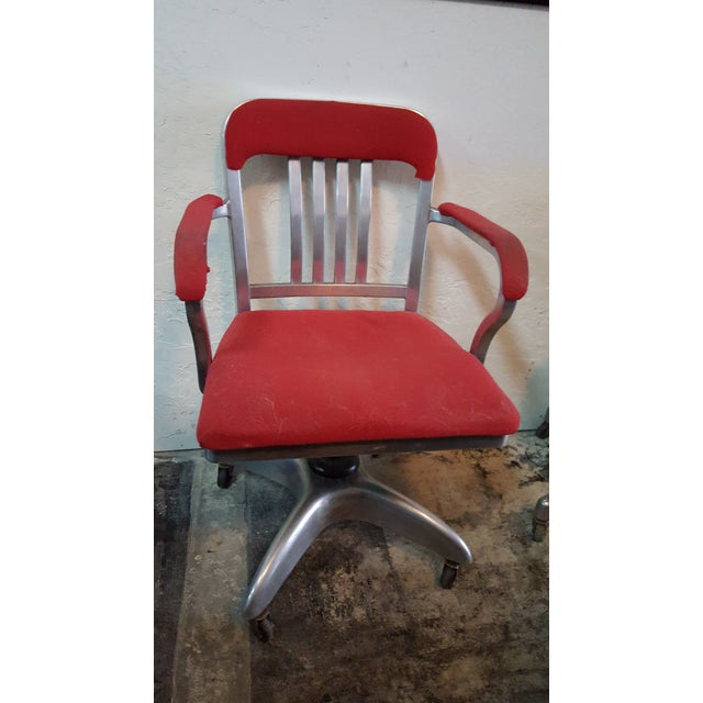 Red Good Form Chair - Image 4 of 5