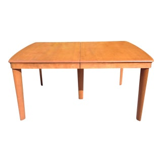 1950's Heywood Wakefield Dining Set W/Two Extensions For Sale