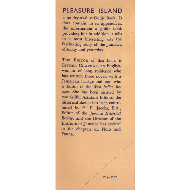 Pleasure Island: Jamaica, 1955 For Sale - Image 5 of 5