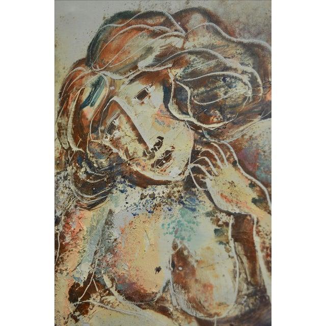 Three Nude Women by Calvin Waller Burnett For Sale - Image 5 of 5