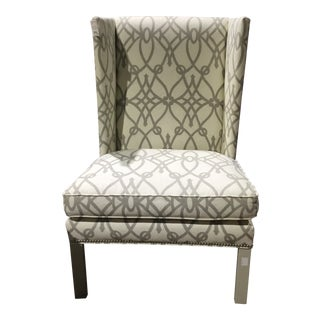 Hickory Chair Wing Chair For Sale