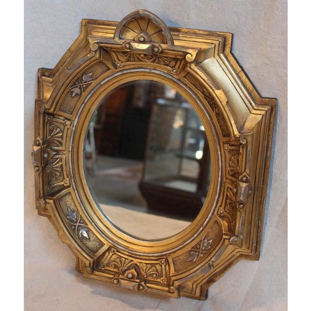 Antique Renaissance Revival Gilt Wood Mirror - Image 2 of 8