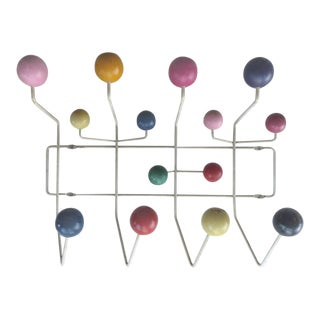 1950s Original Eames Hang-It-All Coat Rack