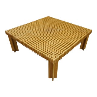 """""""Kyoto"""" Coffee Table by Gianfranco Frattini For Sale"""