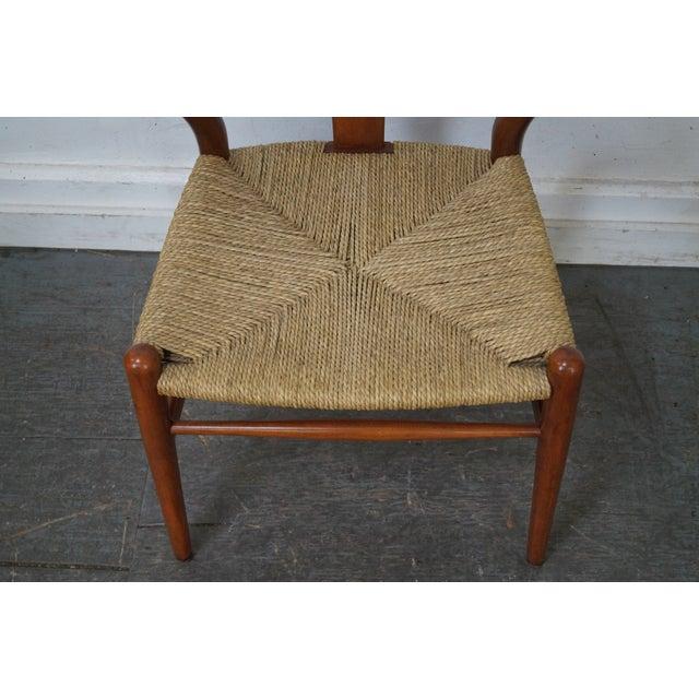 Hans Wegner Carl Hansen & Son Danish Modern Wishbone Chairs- A Pair - Image 10 of 10