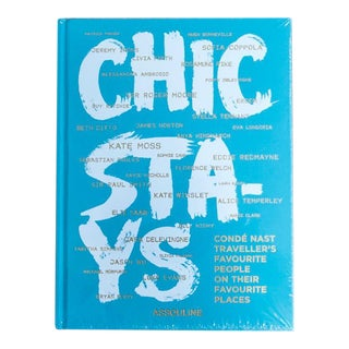 """Chic Stays"" Conde Nast Book"