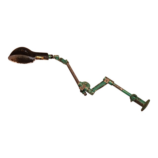 Woodward Machine Co. Industrial Task Lamp - Image 1 of 11