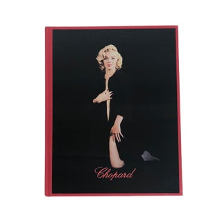 Chopard Red Carpet Book --- With Marilyn Monroe Cover - Collection 2012 For Sale