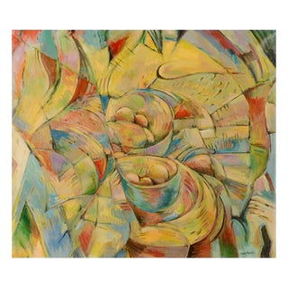 Table for Kandinsky Signed Original Painting For Sale