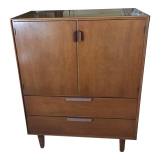 Mid Century Modern Edward Wormley for Dunbar Gentleman's Chest For Sale