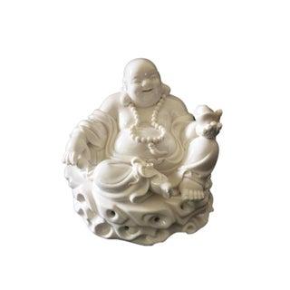Blanc De Chine Happy Buddha Preview