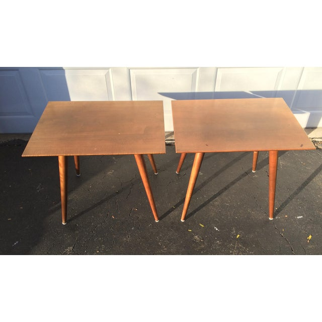 Paul McCobb Side Tables - A Pair - Image 6 of 10